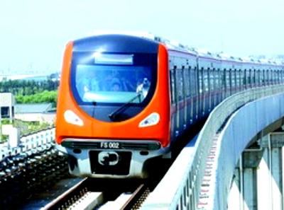 北京地铁房山线
