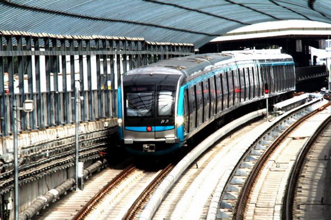 北京地铁大兴线